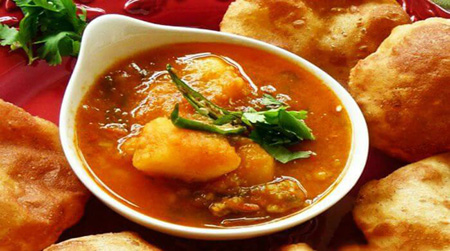 Punjabi Breakfast Menu Recipes