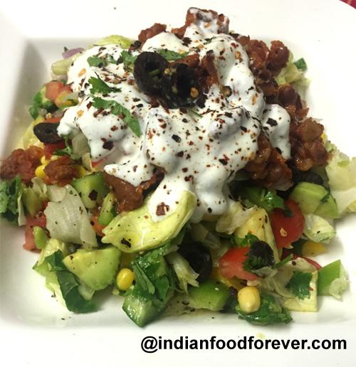 Low Calorie Mexican Salad