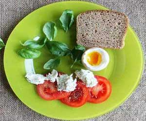 Uncooked Eggs