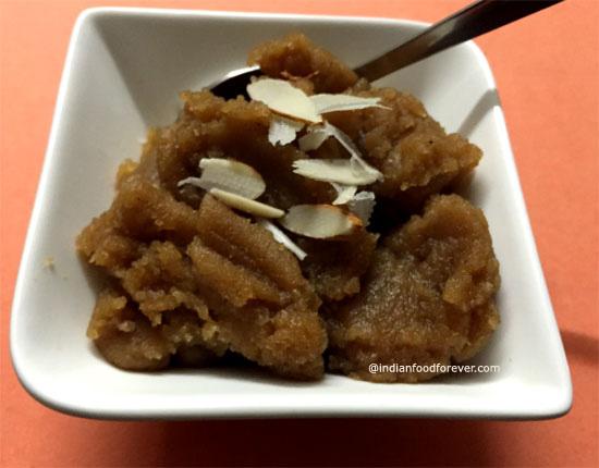Atta Halwa Recipe