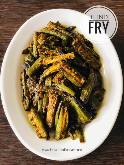 """<strong><a href=""""https://www.indianfoodforever.com/bhindi/bhindi-fry.html"""">Bhindi Fry</a></strong>"""