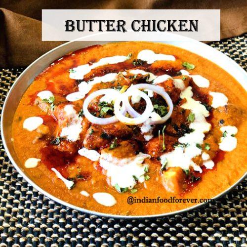 बटर चिकन