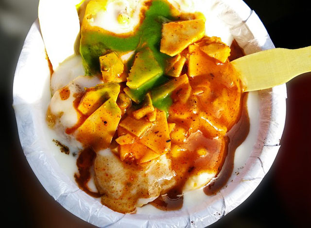Chaat For Holi