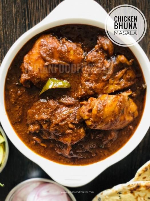 Chicken Bhuna Masala