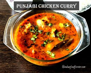 Punjabi Chicken Curry