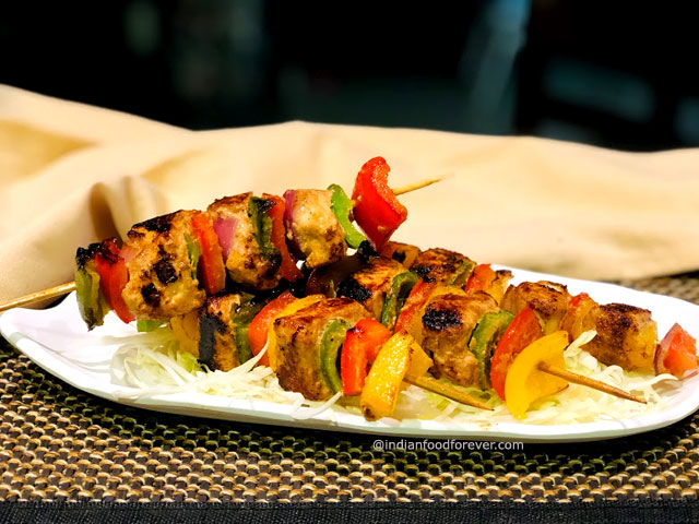 Chicken Shashlik Dry