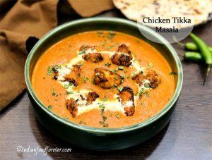 Chicken Tikka Masala Gravy