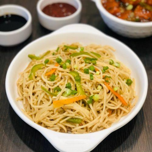 Chinese Veg Hakka Noodles