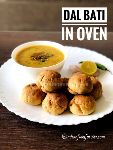 "<strong><a href=""https://www.indianfoodforever.com/rajasthan/dal-bati.html"">Dal Baati</a></strong>"