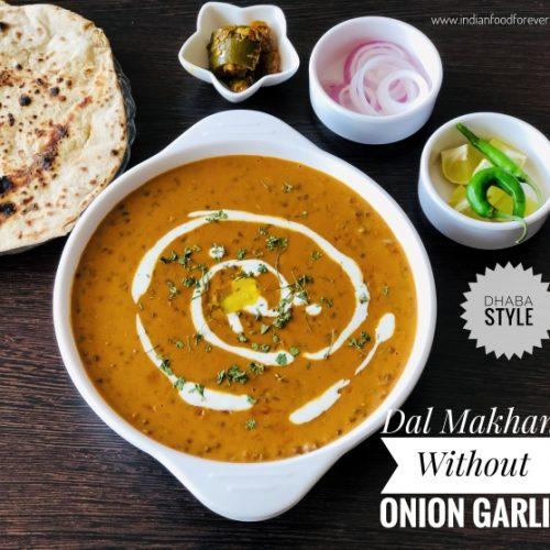 Dal Makhani Without Onion Garlic