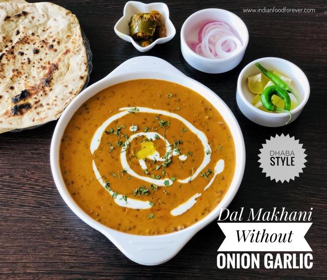 Dal Makhani Without Onion Garlic Restuarant Style