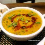 Dal Tadka Recipe In Pressure Cooker
