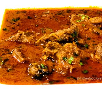 Dhaba Meat Curry