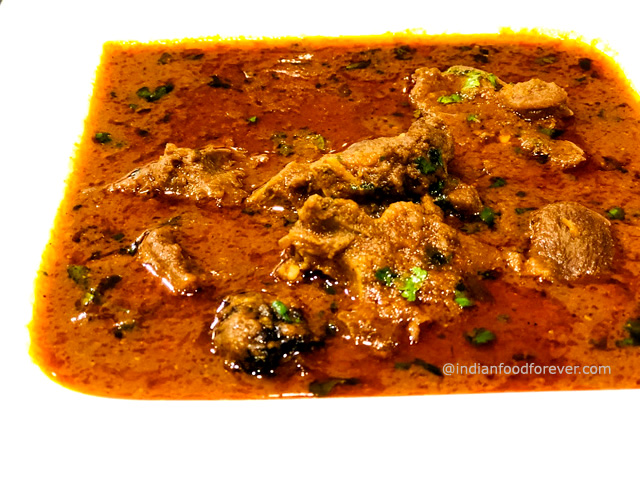 Indian Dhaba Meat Curry