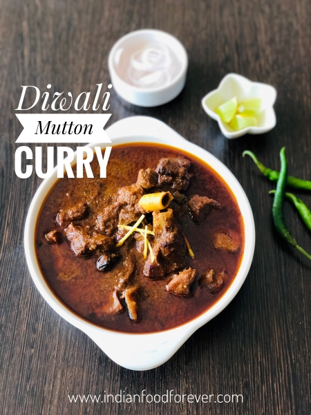 Diwali Mutton Curry Recipe