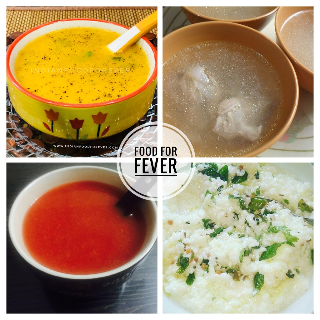 Indian Food To Eat During Fever