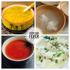 Indian Food For Fever