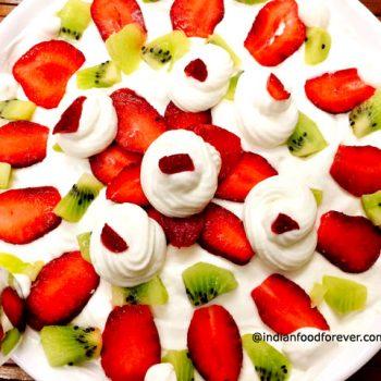 Indian Fruit Cream