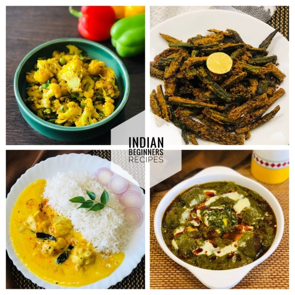 Indian Recipes For Beginners