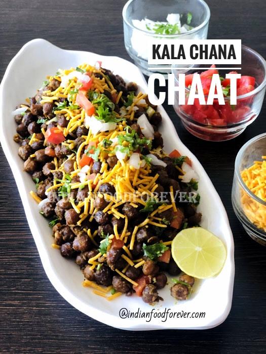 "<strong><a href=""https://www.indianfoodforever.com/snacks/kala-chana-chaat.html"">Kala Chana Chaat</a></strong>"