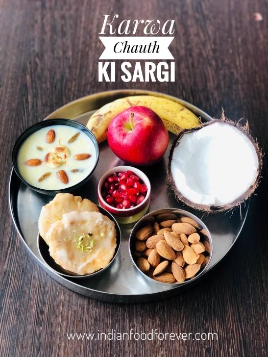 Karwa Chauth Sargi