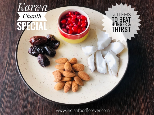 Karwa Chauth Special Items