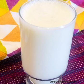Punjabi Meethi Lassi Recipe