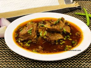 Mutton Curry Without Tomatoes