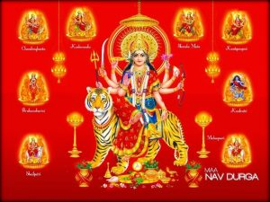 Navratri Maa Durga Prasadam