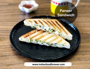Paneer Sandwich
