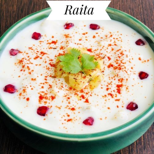 Pineapple Raita Easy