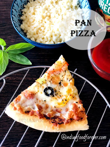 Pizza With Pizza Base At Home
