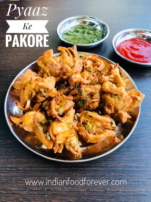 "<strong><a href=""https://www.indianfoodforever.com/snacks/dhokla.html"">Pyaz Ke Pakore</a></strong>"