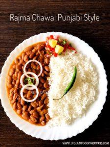 Rajma Curry Punjabi Style
