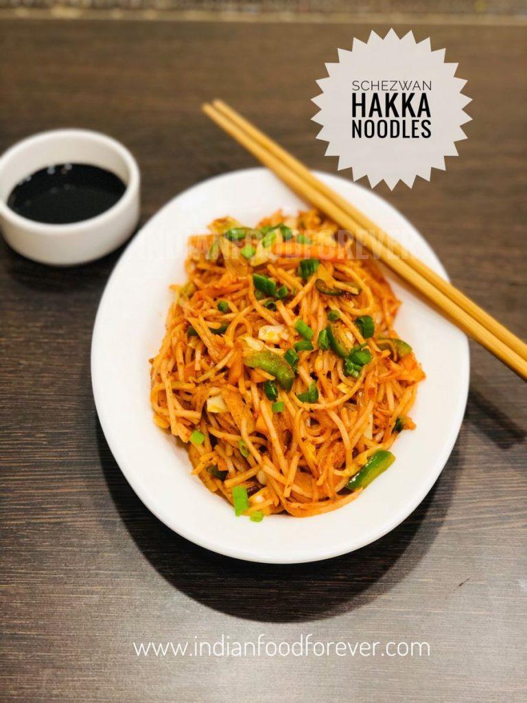 Schezwan Hakka Noodles