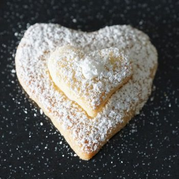 Sugar Heart Cookie