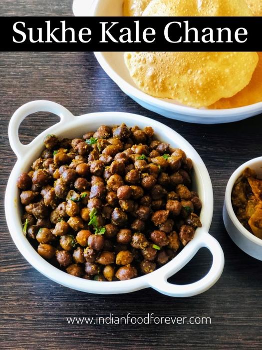 Sukhe Kale Chana