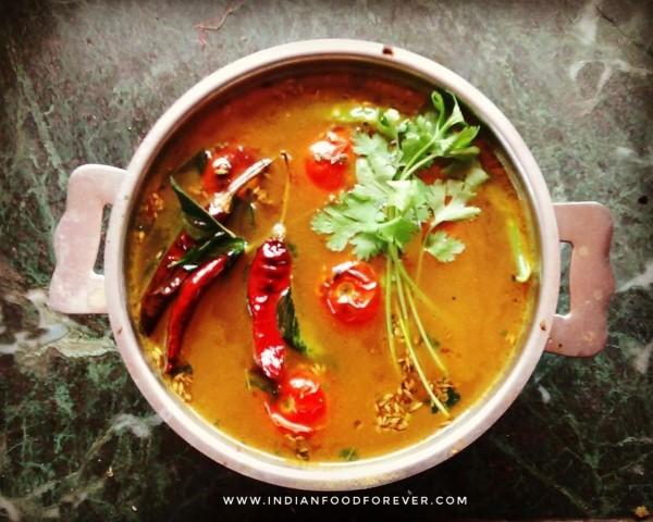 Tomato Pepper Rasam