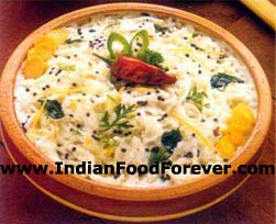 ... rice indian rice with yogurt recipe dishmaps curd rice indian rice