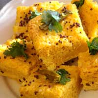 dhokla - Cooking Competition June 2012
