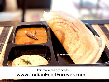 Masala Dosa Recipe, South Indian Masala Dosa Recipe