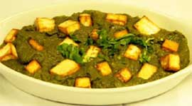 Palak paneer recipe how to make easy palak paneer indian palak palak paneer forumfinder Gallery