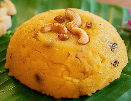 how to prepare rava kesari