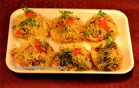 Sev puri recipe how to make sev puri sev puri forumfinder Image collections