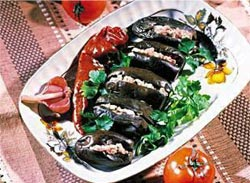 Stuffed Baigan
