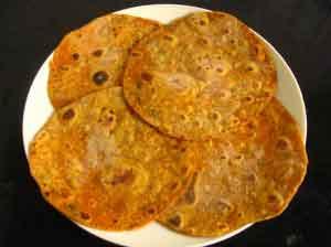 Thepla recipe methi thepla recipe gujarati thepla receipe related indian breakfast forumfinder Image collections